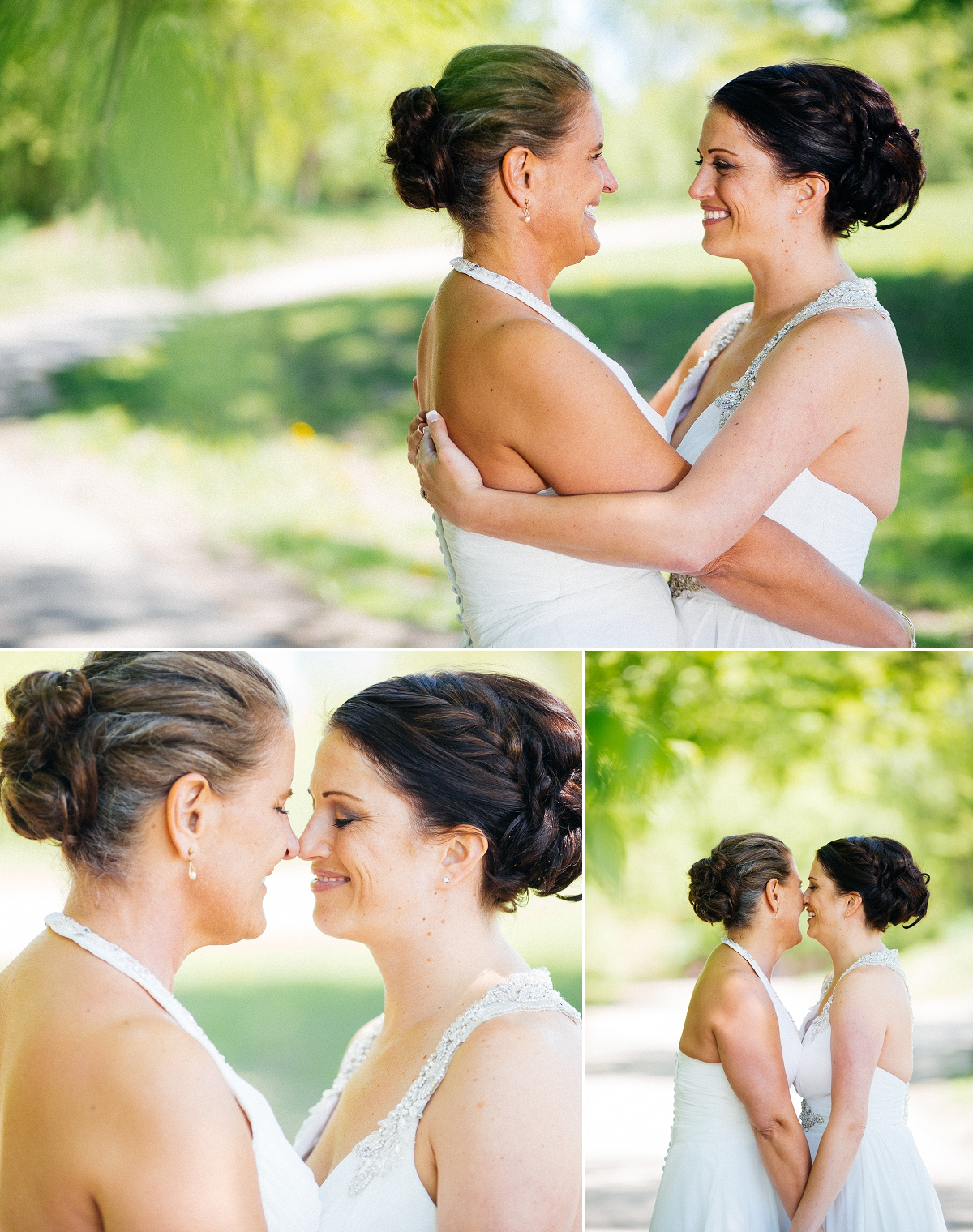 Beth and Gina Shakopee Wedding Photography 11