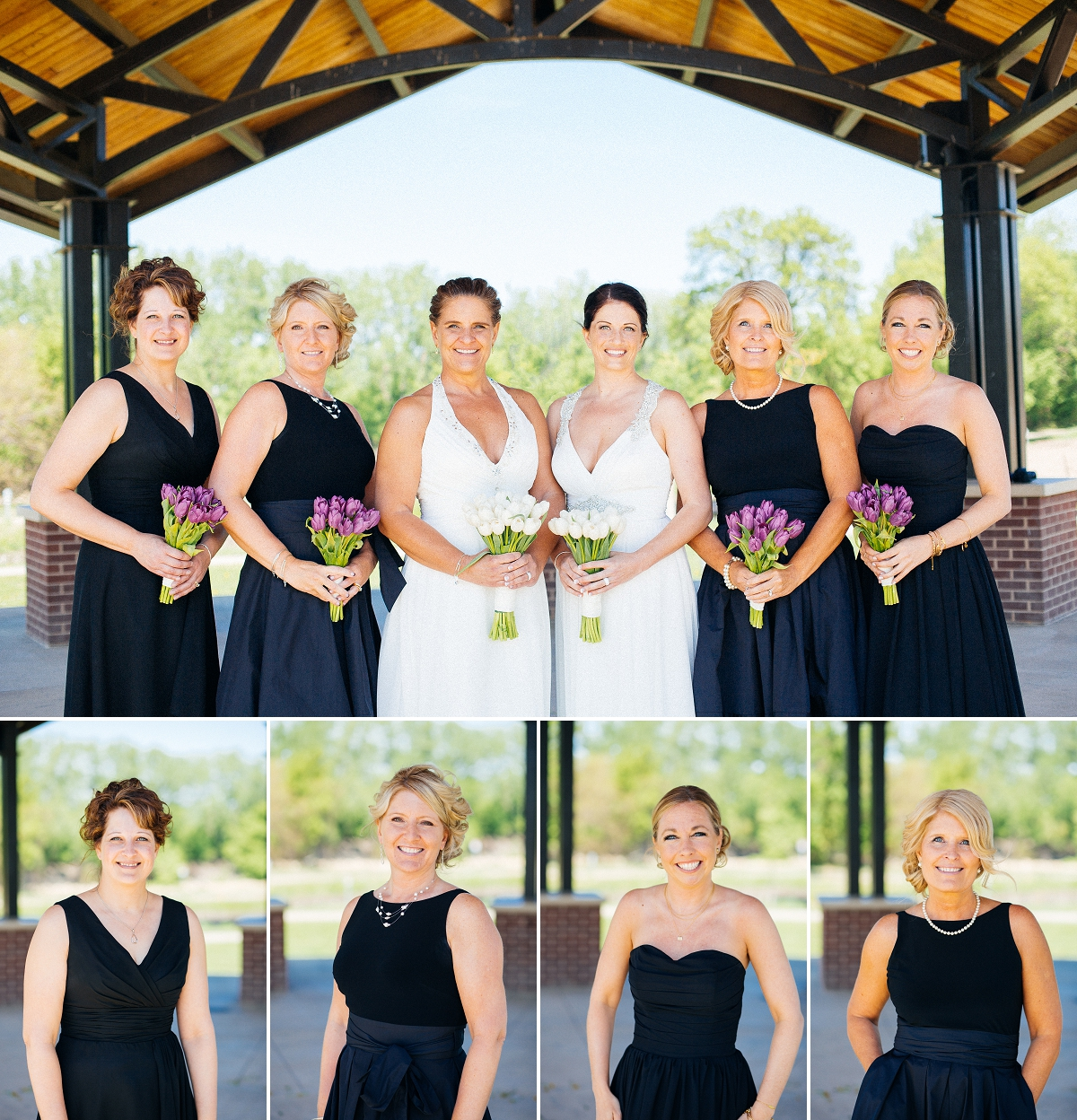 Beth and Gina Shakopee Wedding Photography 14