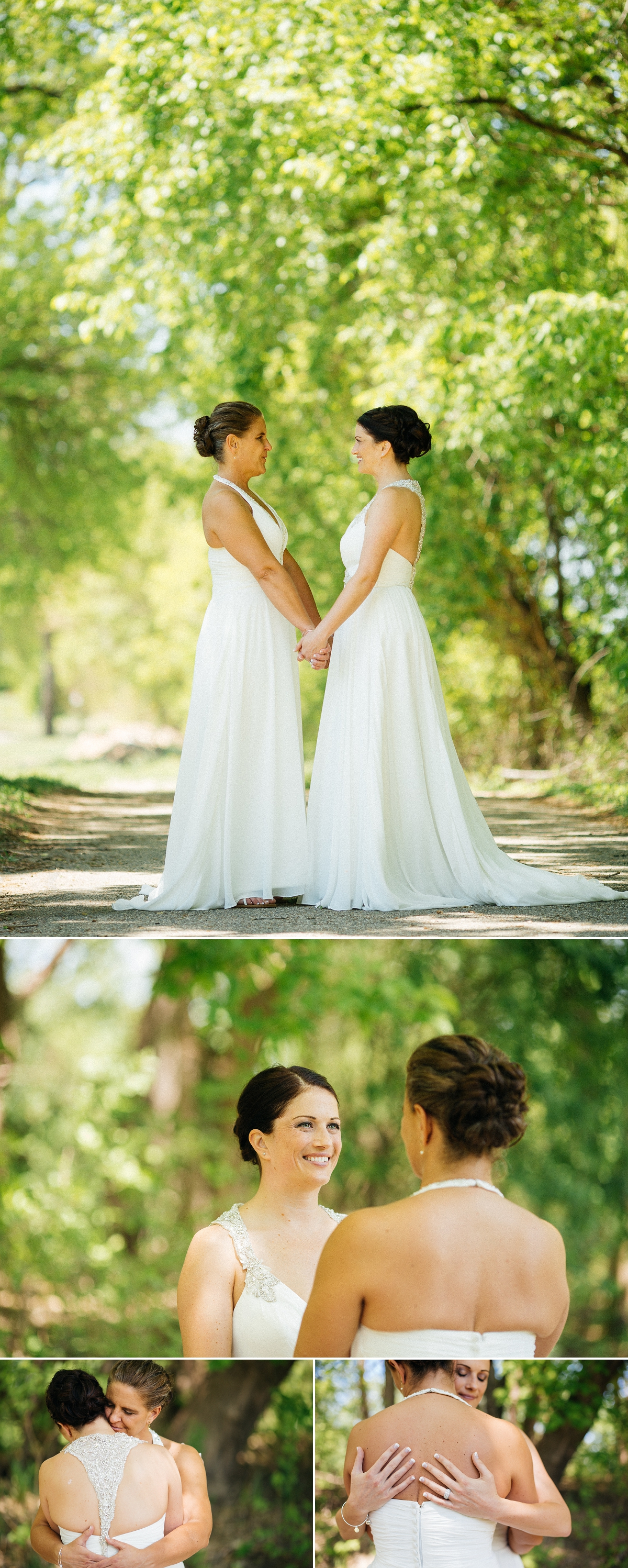 Beth and Gina Shakopee Wedding Photography 6