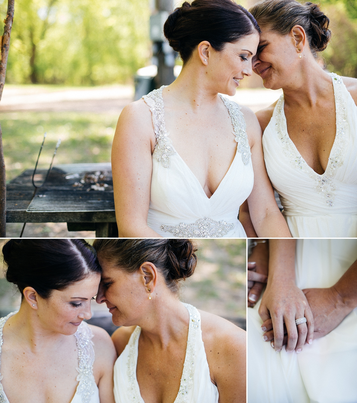 Beth and Gina Shakopee Wedding Photography 7