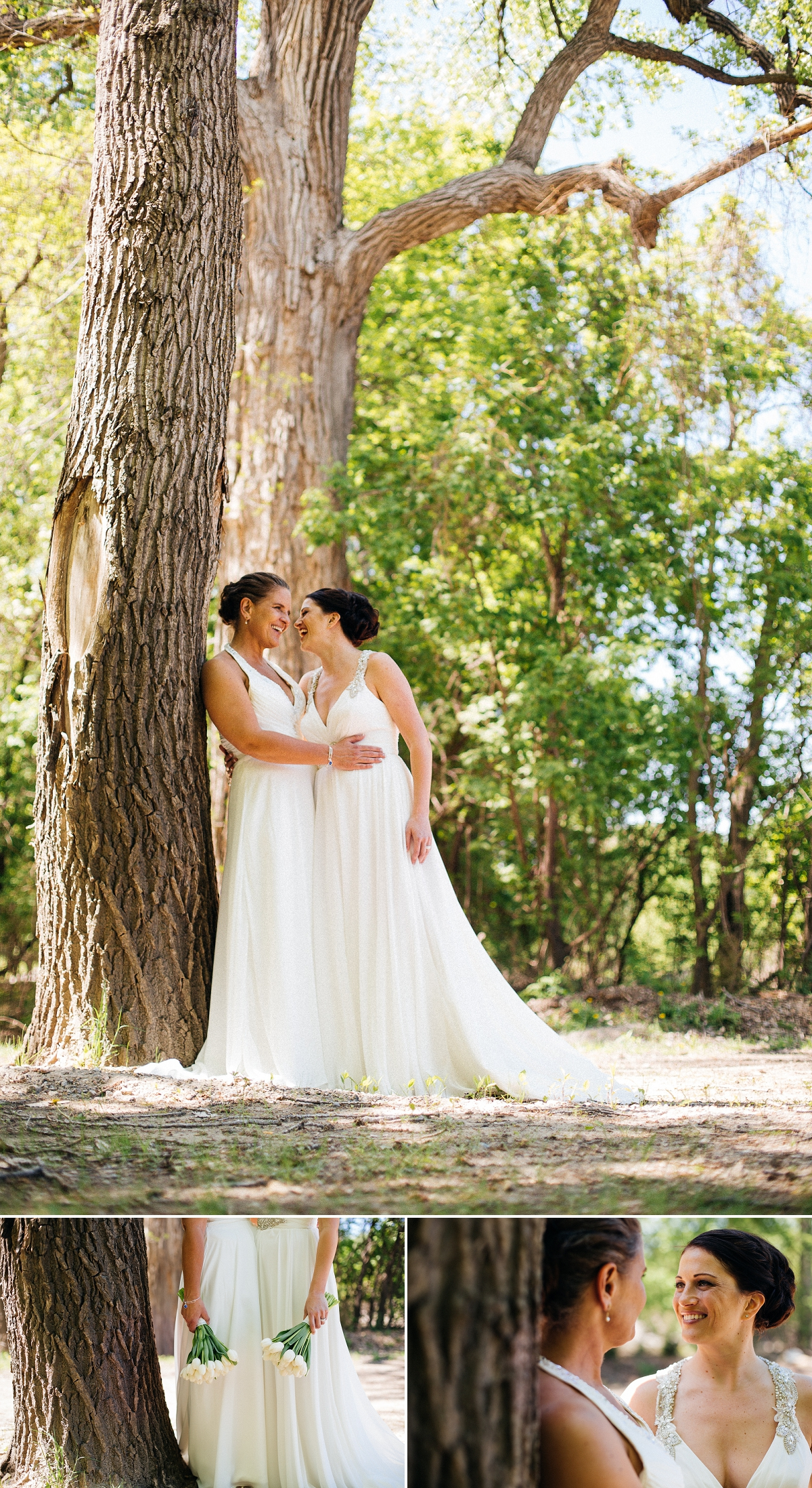 Beth and Gina Shakopee Wedding Photography 8