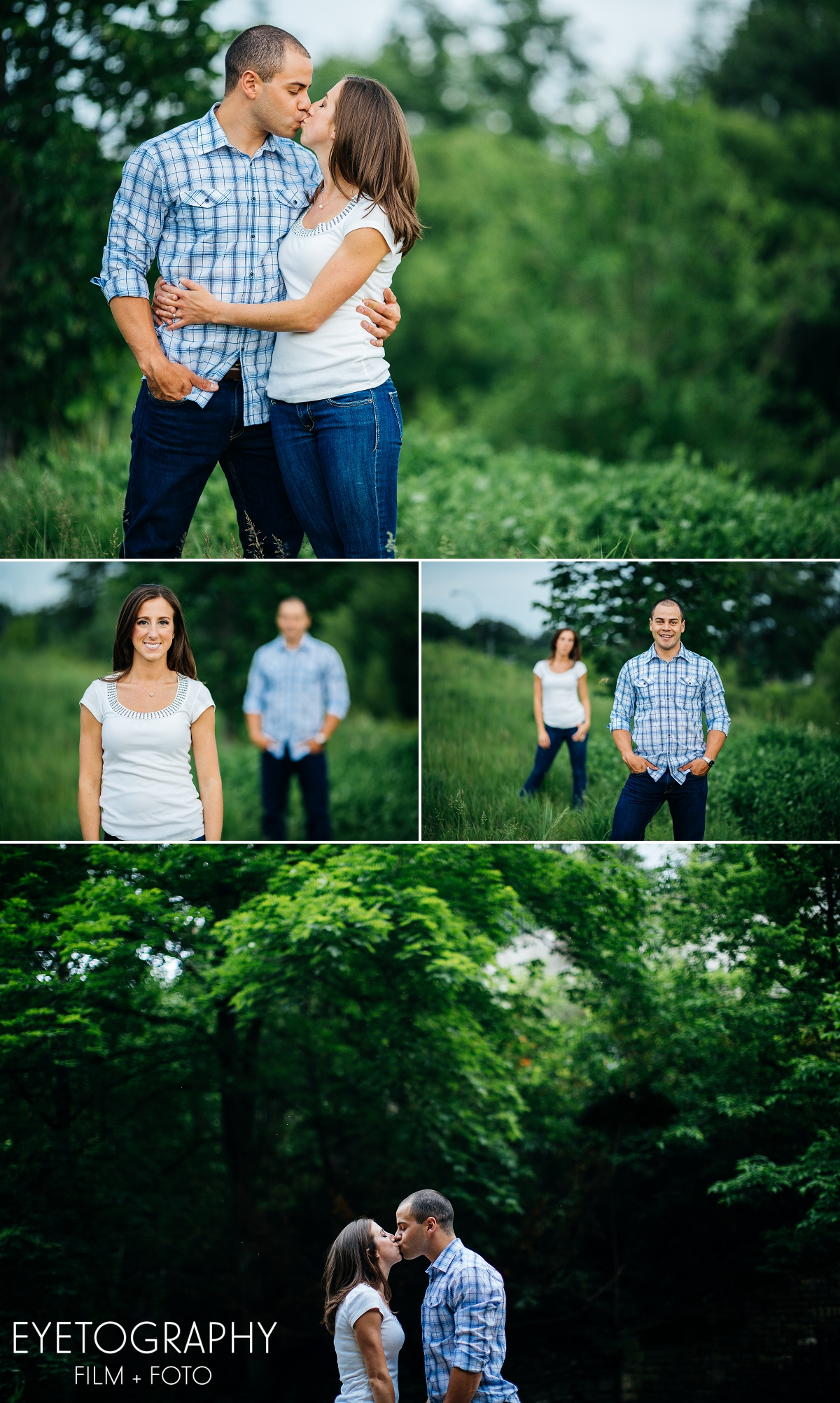 Minnehaha Engagement Session - Shot by Eyetography 10