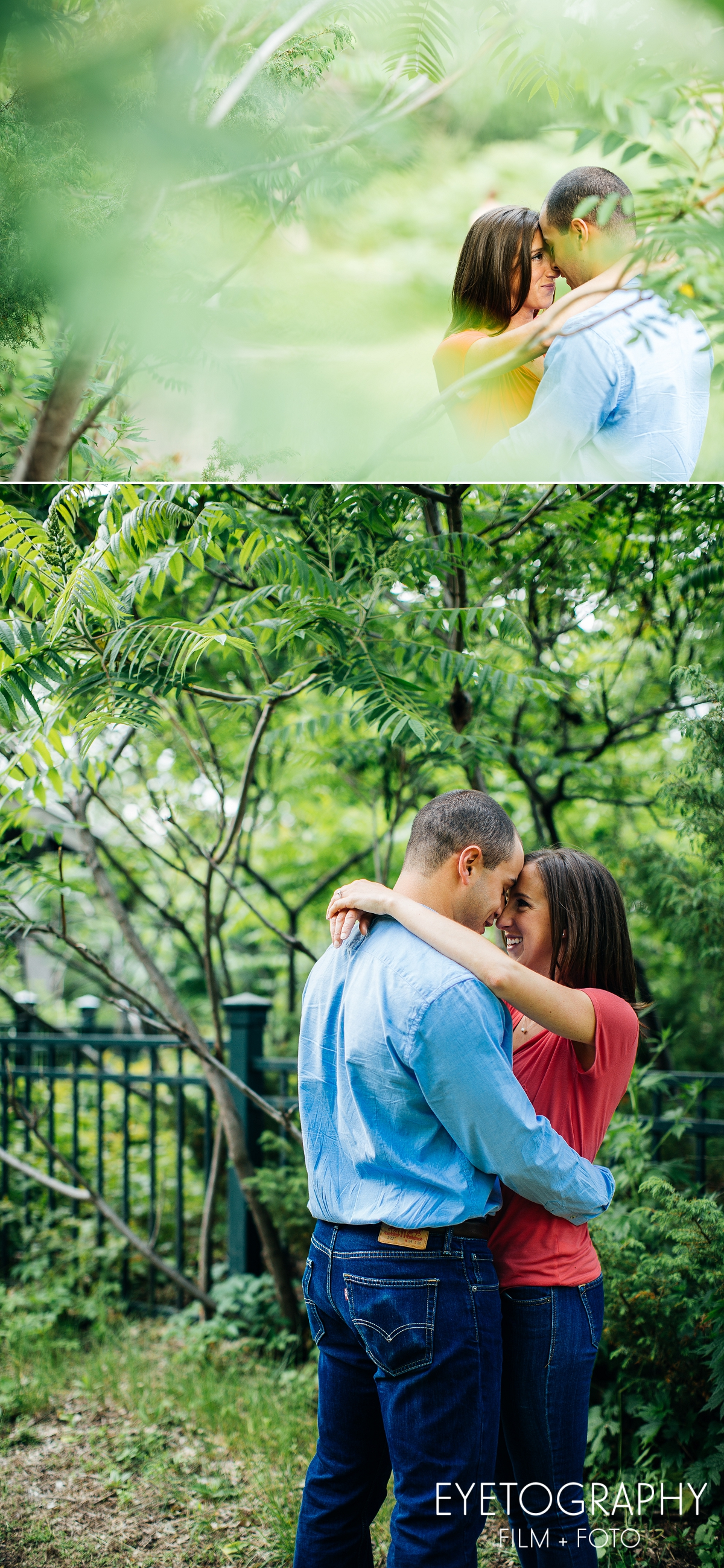 Minnehaha Engagement Session - Shot by Eyetography 2