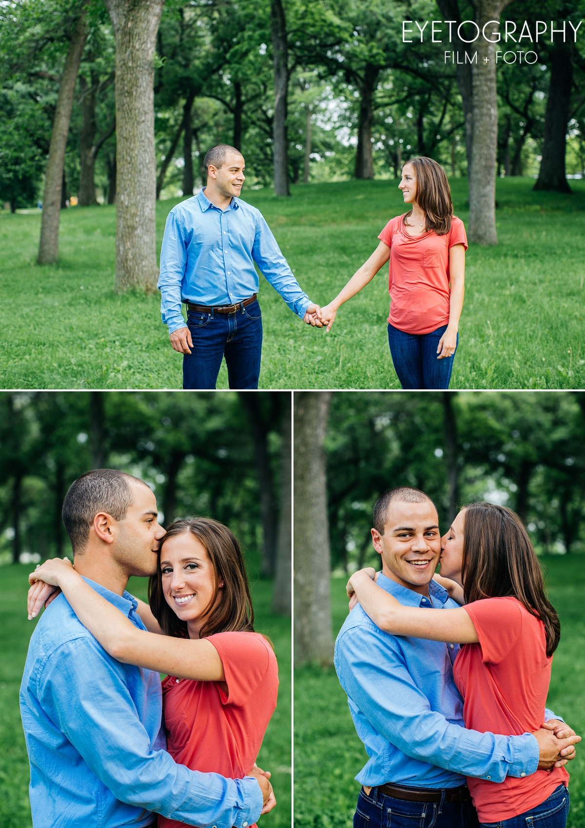 Minnehaha Engagement Session - Shot by Eyetography 3