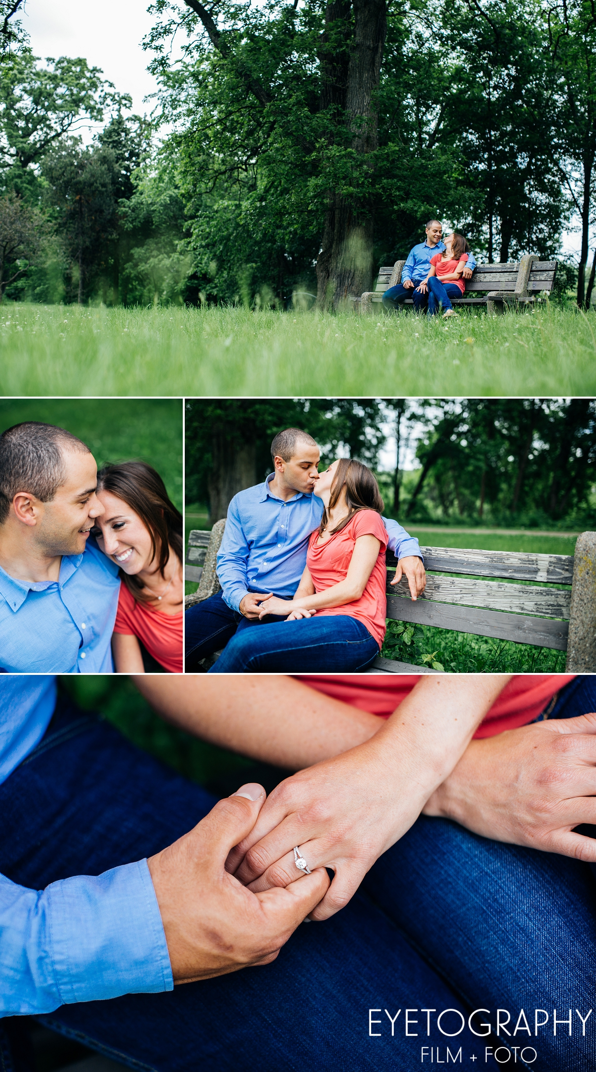 Minnehaha Engagement Session - Shot by Eyetography 5