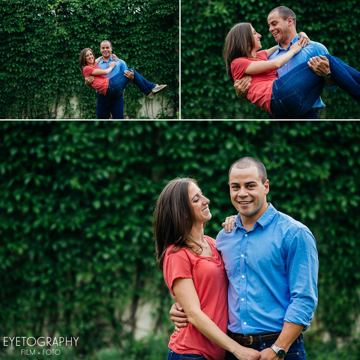 Minnehaha Engagement Session - Shot by Eyetography 6
