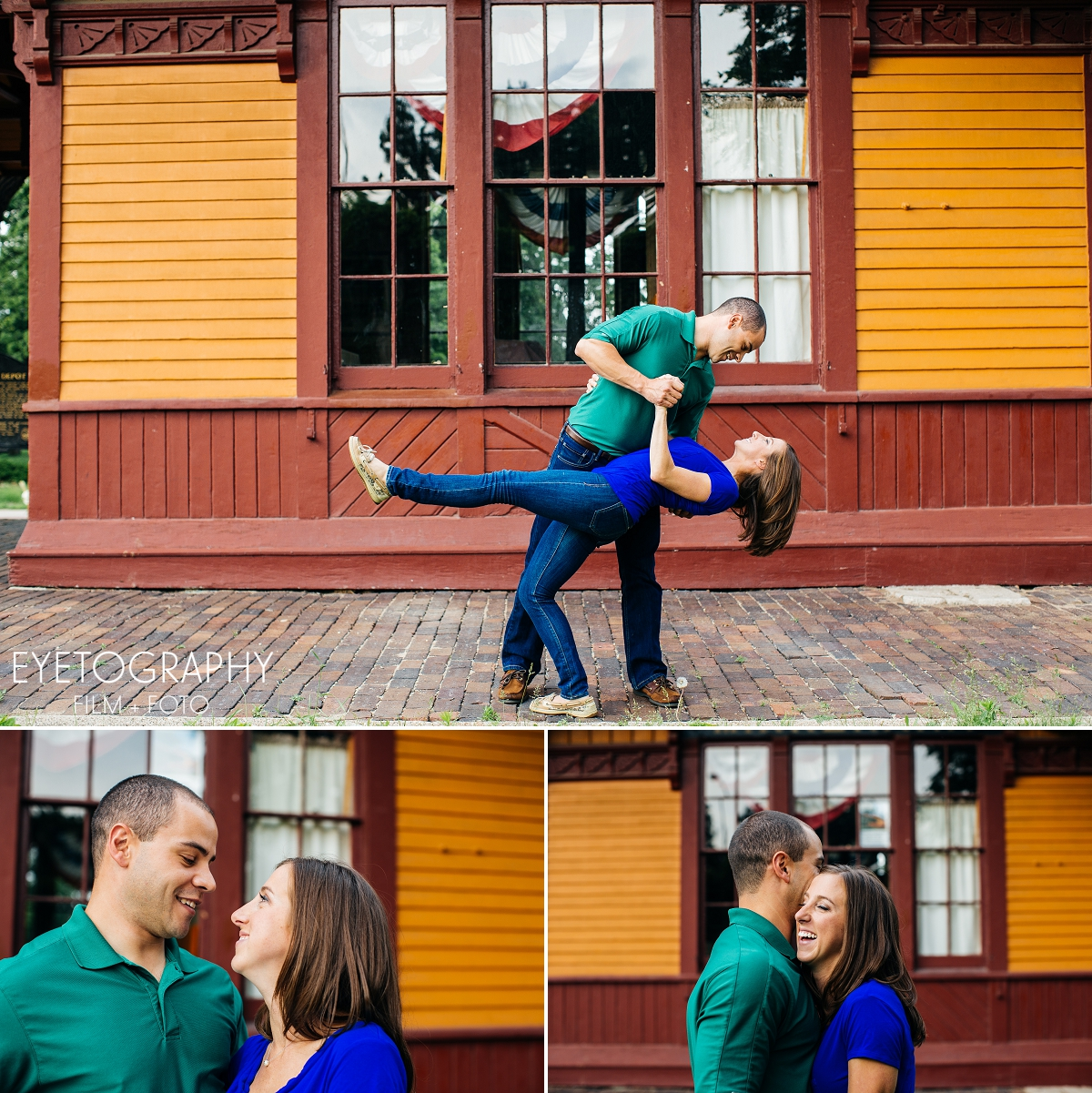 Minnehaha Engagement Session - Shot by Eyetography 8