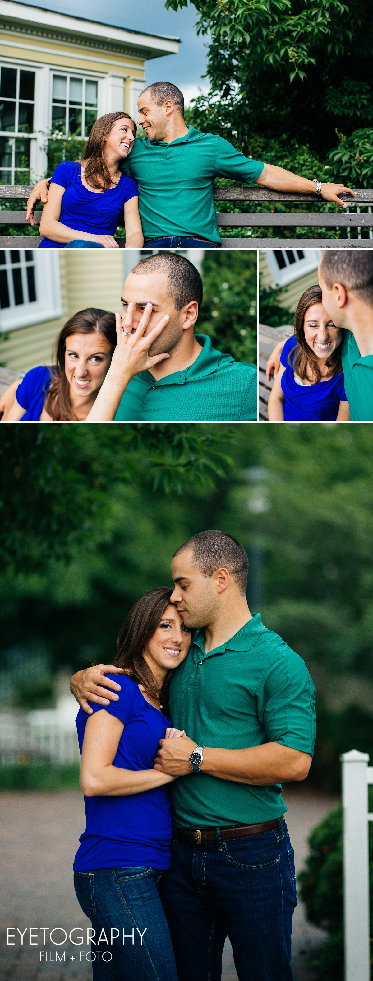 Minnehaha Engagement Session - Shot by Eyetography 9
