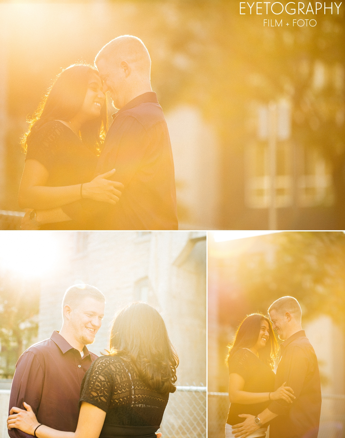 St. Anthony Main engagement session Justin and Kanaka 3