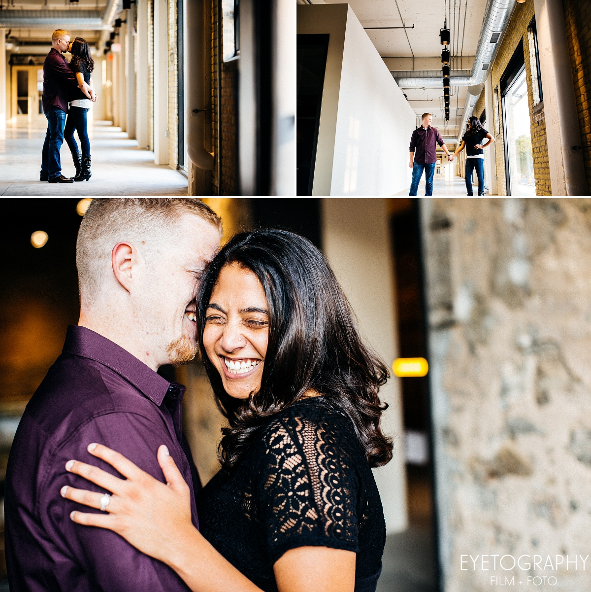St. Anthony Main engagement session Justin and Kanaka 4