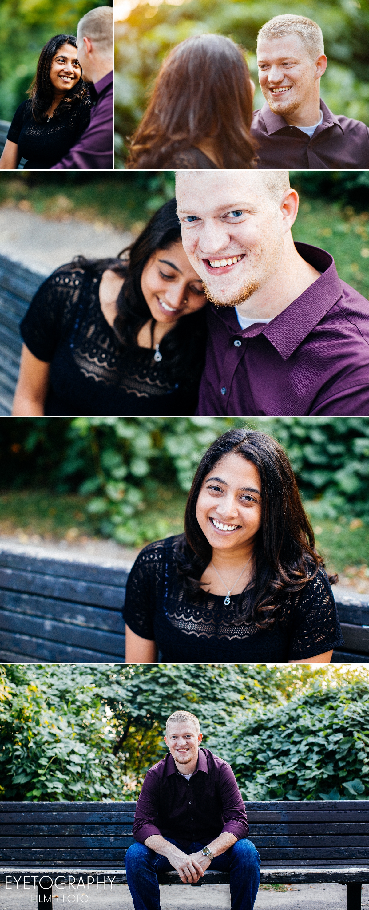 St. Anthony Main engagement session Justin and Kanaka 6