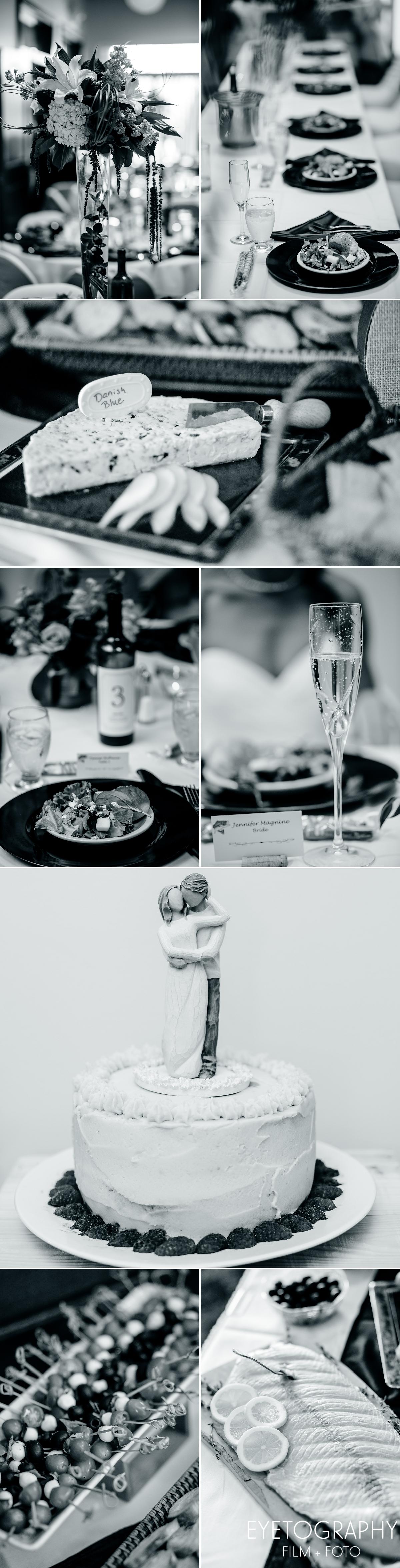 Birchwood Wisconsin Wedding Photography - Chris + Jenni - Eyetography Film + Foto 10
