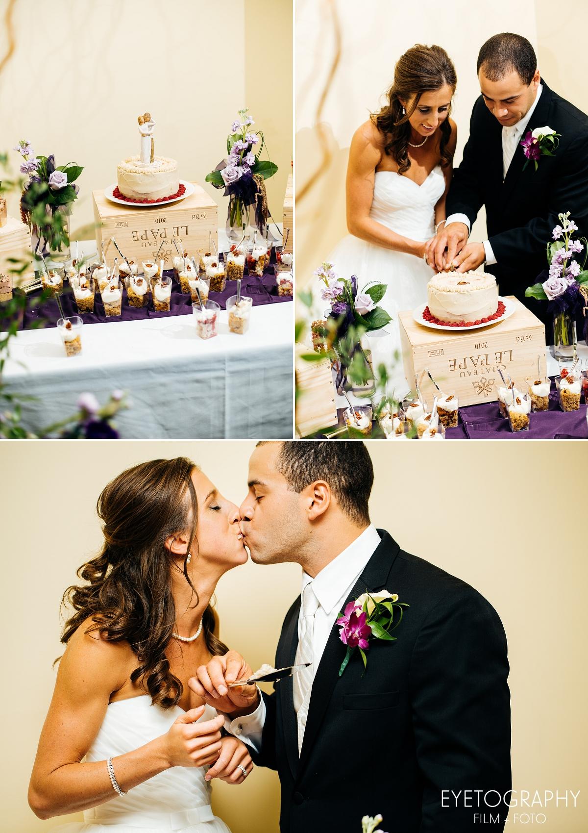 Birchwood Wisconsin Wedding Photography - Chris + Jenni - Eyetography Film + Foto 13
