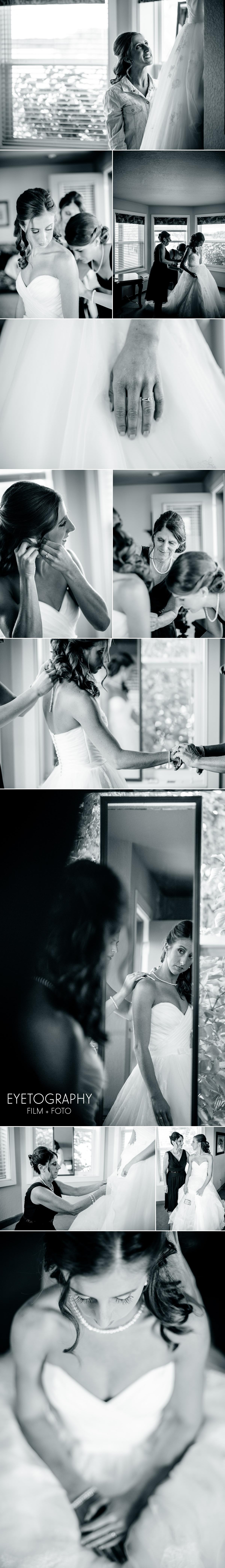 Birchwood Wisconsin Wedding Photography - Chris + Jenni - Eyetography Film + Foto 4