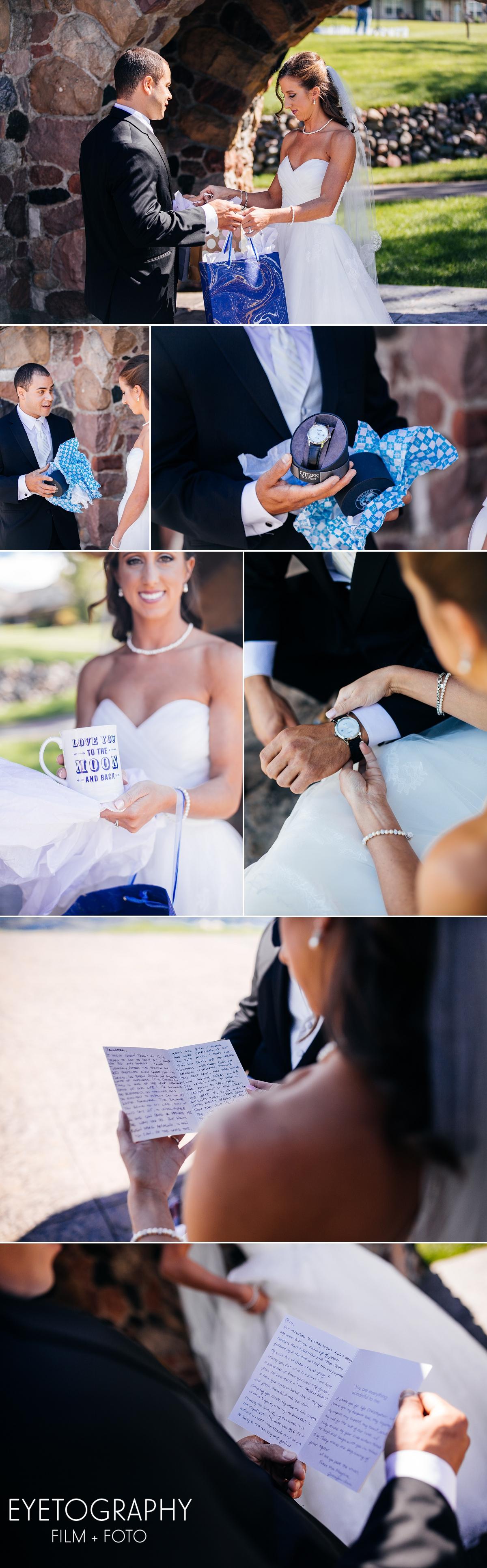 Birchwood Wisconsin Wedding Photography - Chris + Jenni - Eyetography Film + Foto 6