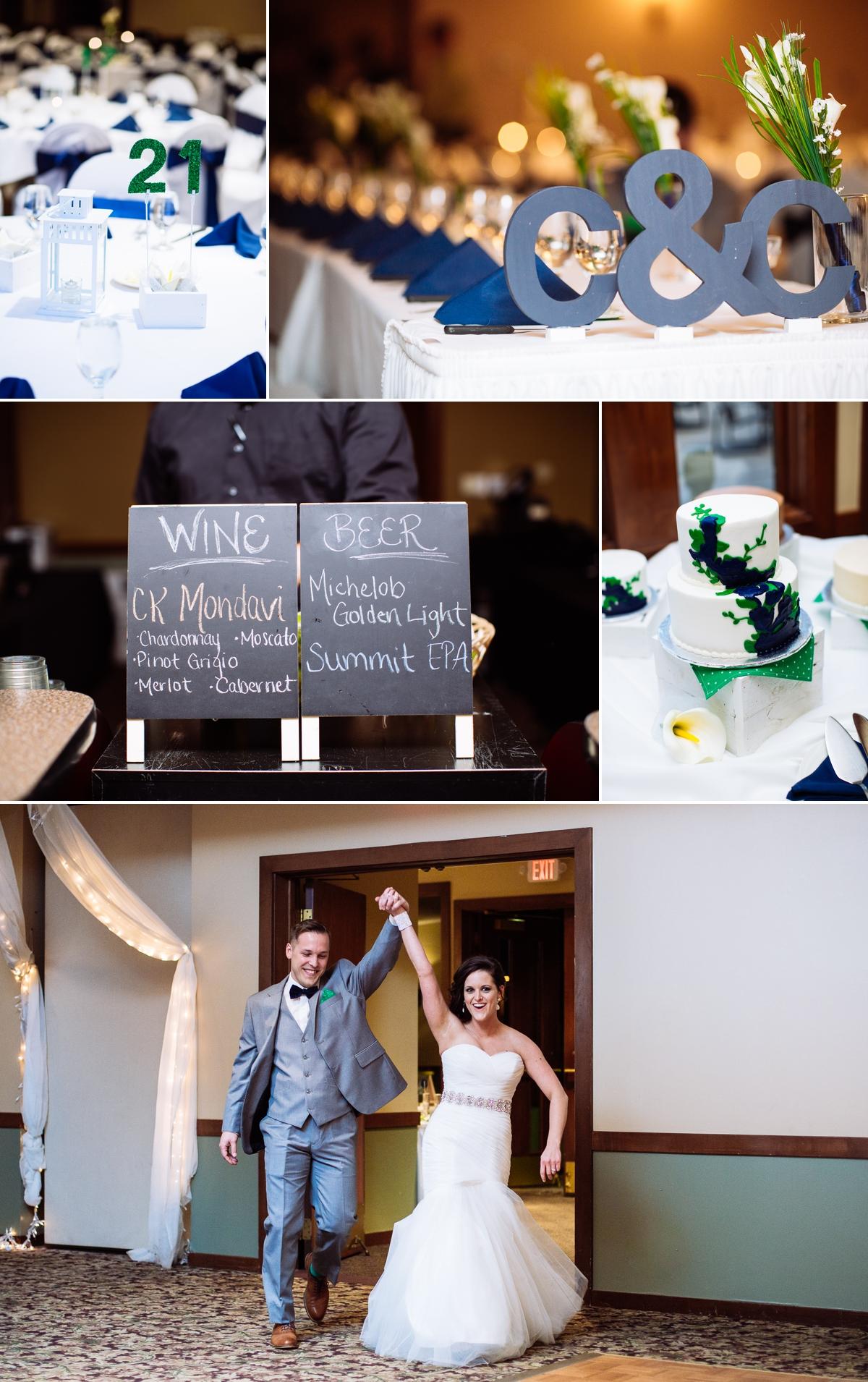 The Wilds Golf Club Wedding Photography - Christiane and Caleb 10