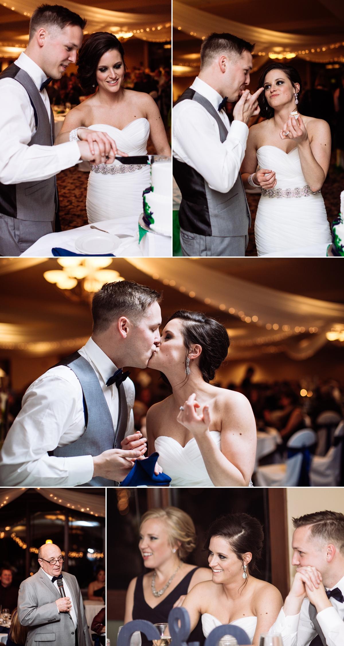The Wilds Golf Club Wedding Photography - Christiane and Caleb 11