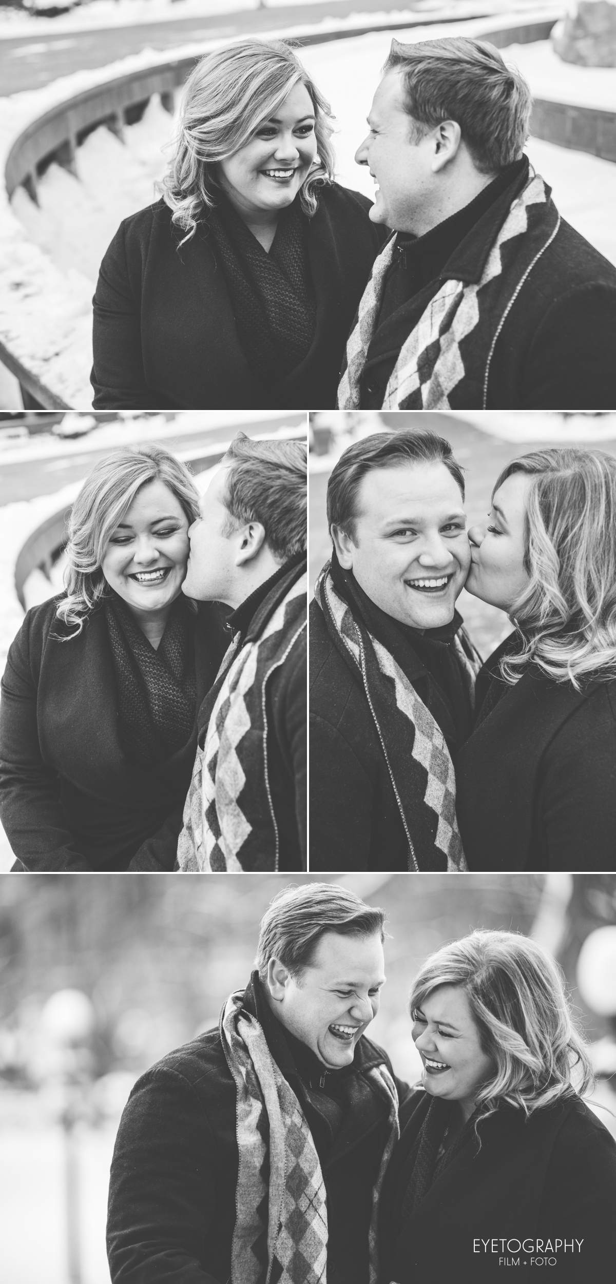 Eyetography Film + Foto - St. Paul Engagement Photography