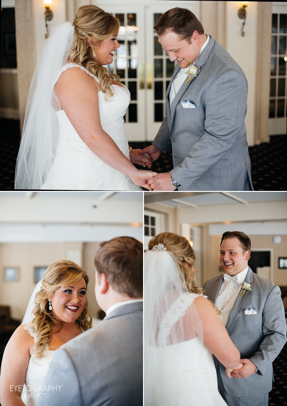 Minneapolis Golf Club Wedding Photography - Alex + Jordan 10