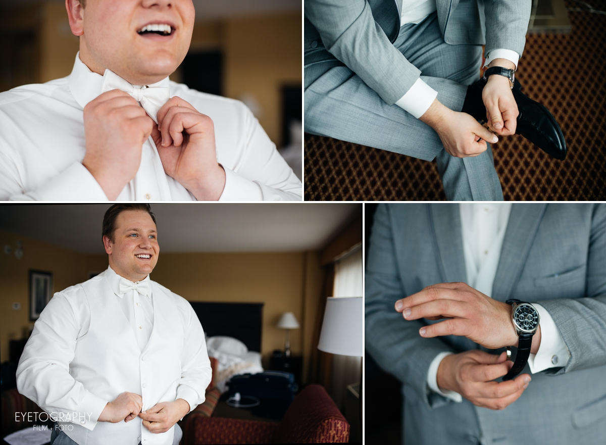Minneapolis Golf Club Wedding Photography - Alex + Jordan 3
