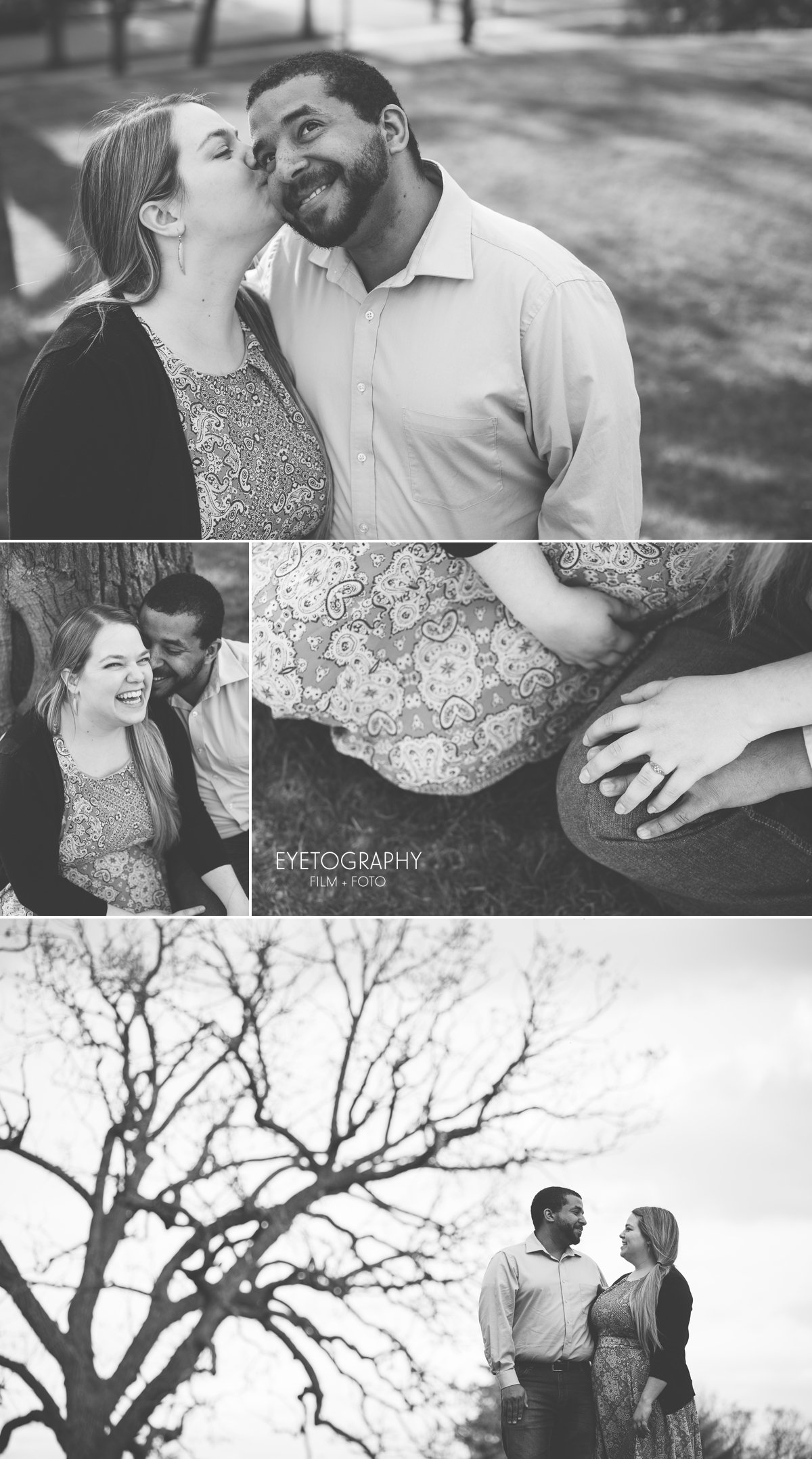 St. Paul Engagement Photography | Eyetography Film + Foto | Emily + Nate 2
