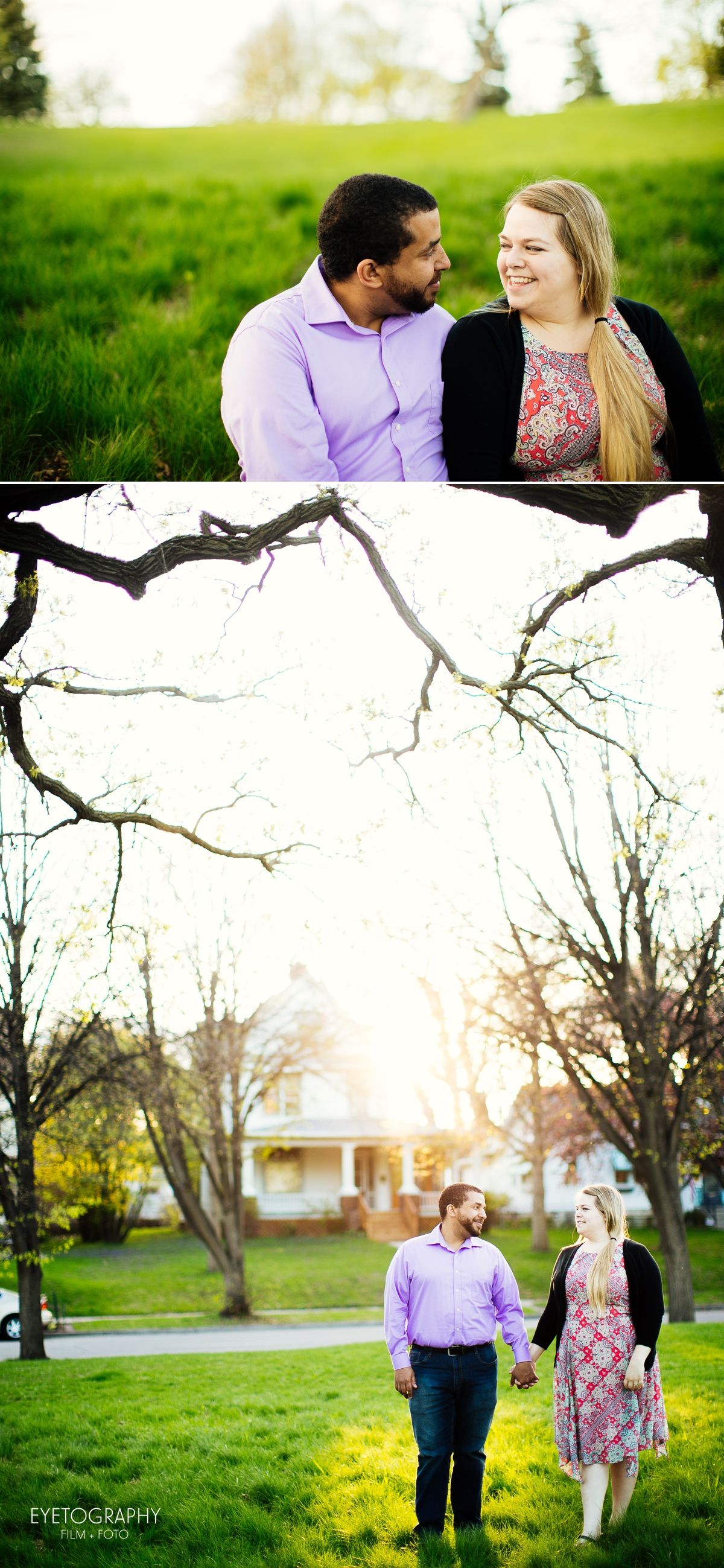 St. Paul Engagement Photography | Eyetography Film + Foto | Emily + Nate 5