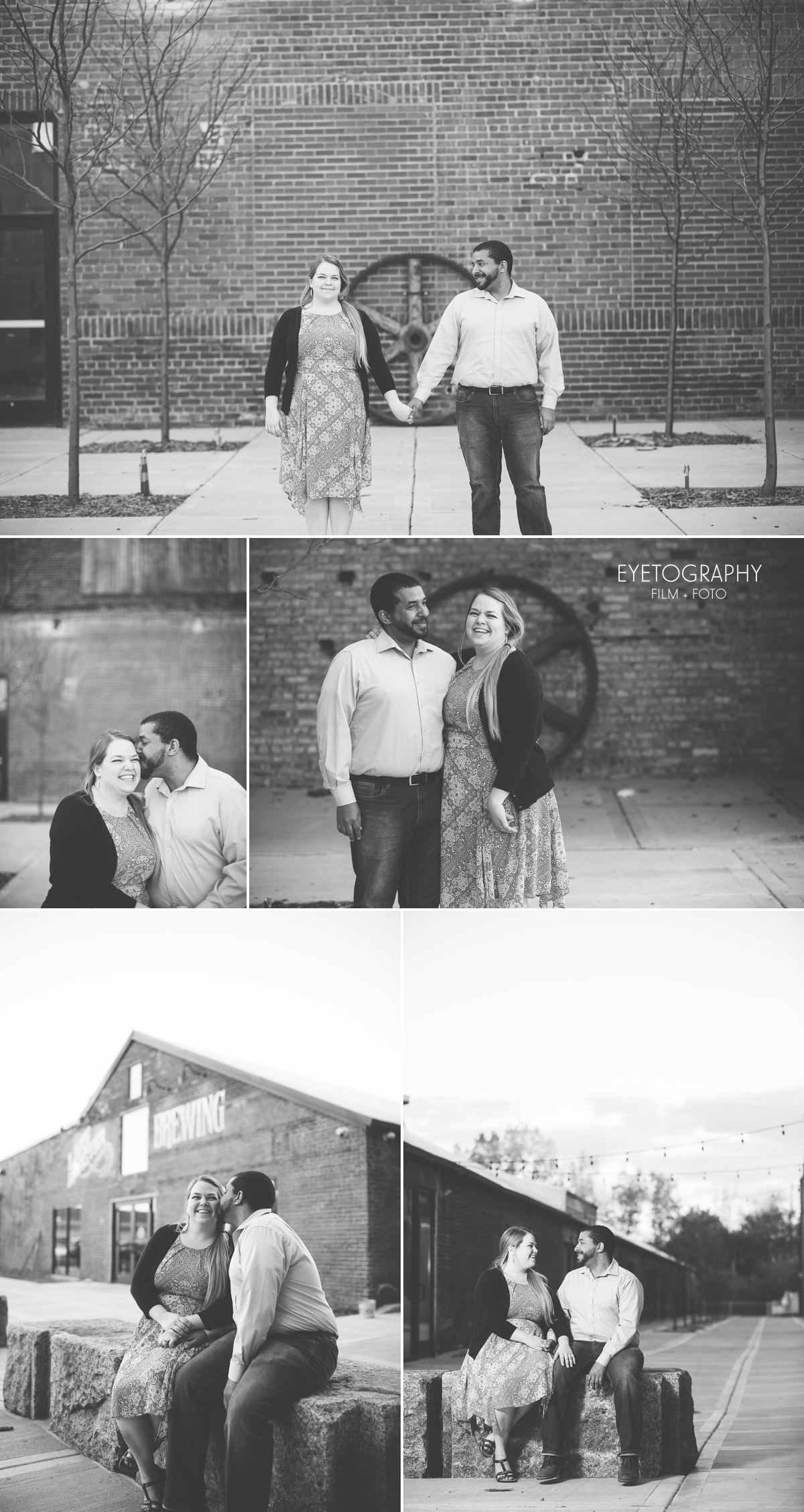 St. Paul Engagement Photography | Eyetography Film + Foto | Emily + Nate 6