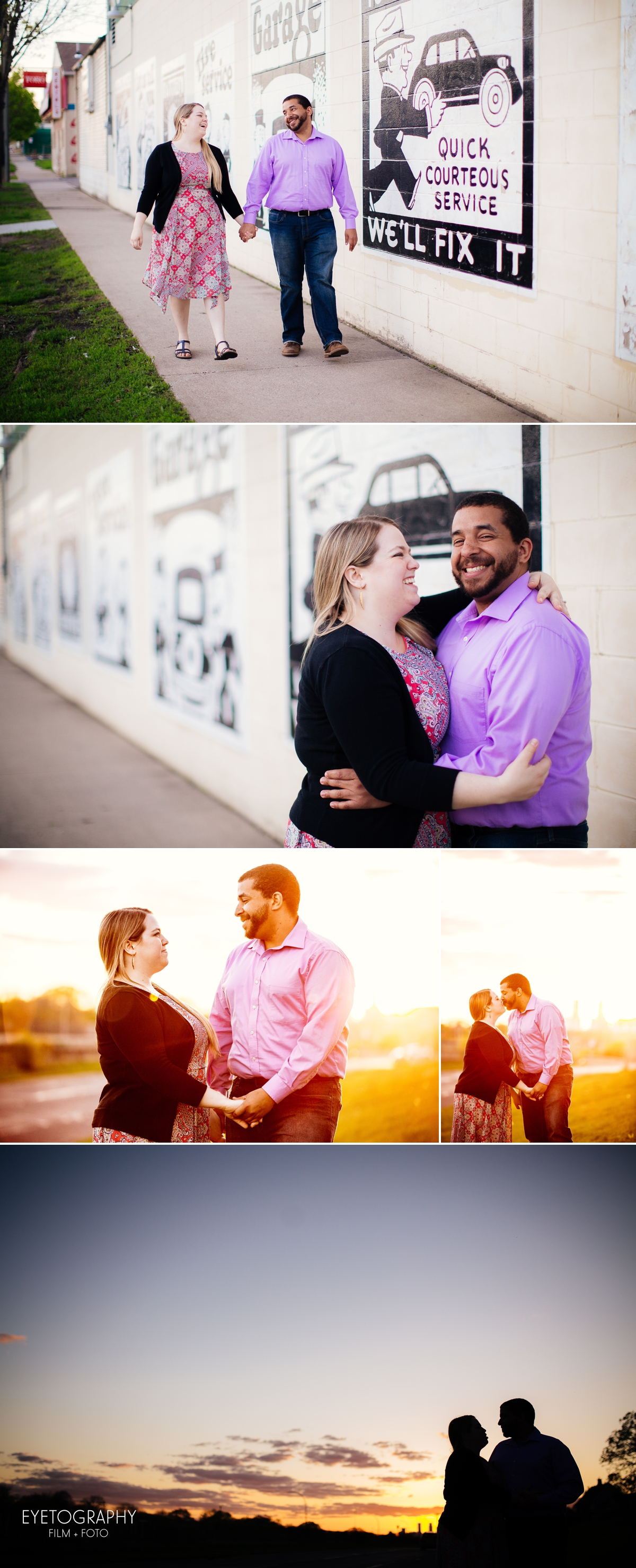 St. Paul Engagement Photography | Eyetography Film + Foto | Emily + Nate 7