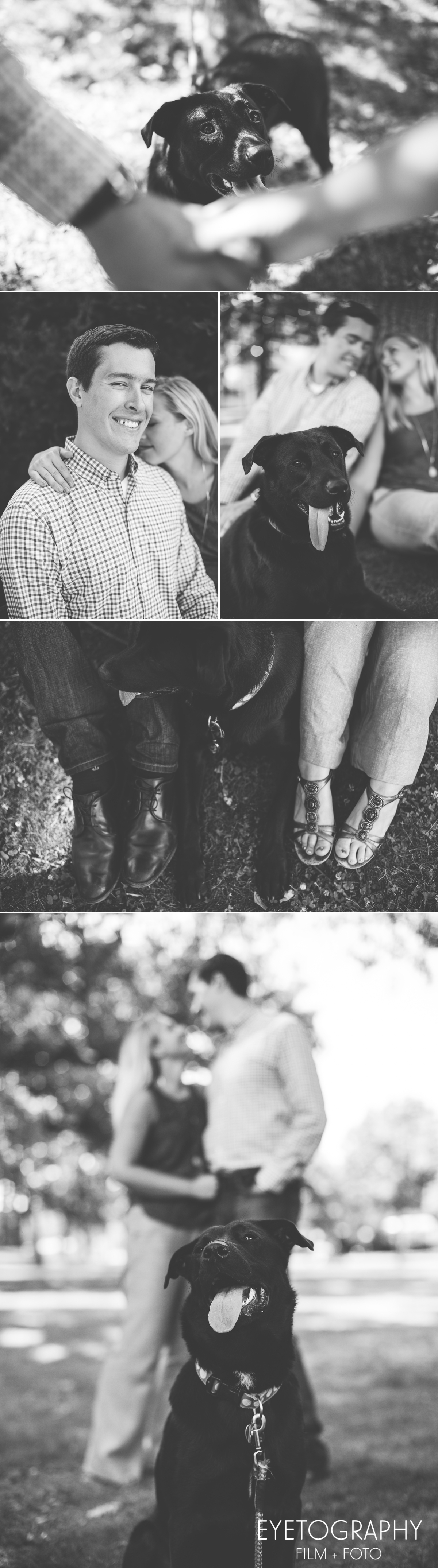 Minnehaha Falls Park Engagement Photography | Eyetography Film + Foto | Anna and Garrett 5