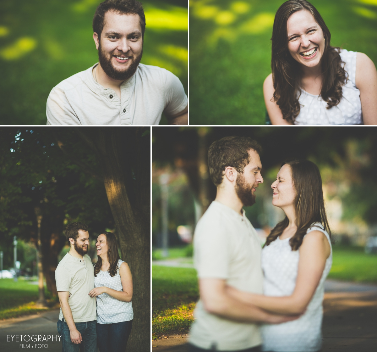 St. Paul Engagement Session