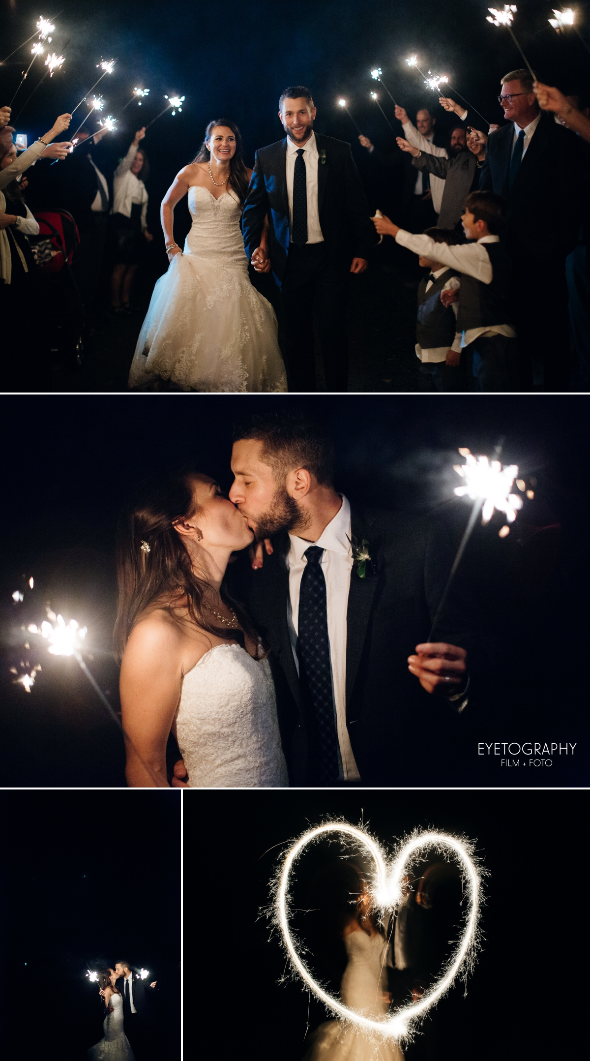 Stout's Island Lodge Wedding Photography | Andrea + Chris | Eyetography Film + Foto | Birchwood, Wisconsin 11
