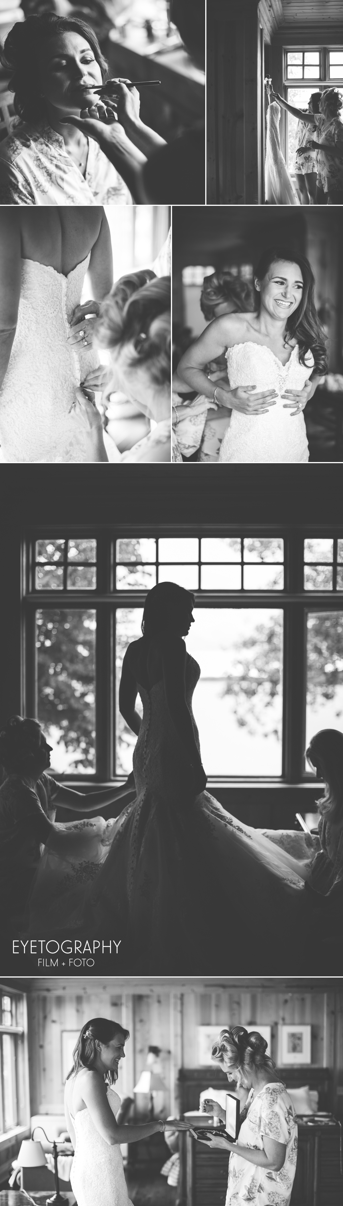 Stout's Island Lodge Wedding Photography | Andrea + Chris | Eyetography Film + Foto | Birchwood, Wisconsin 2