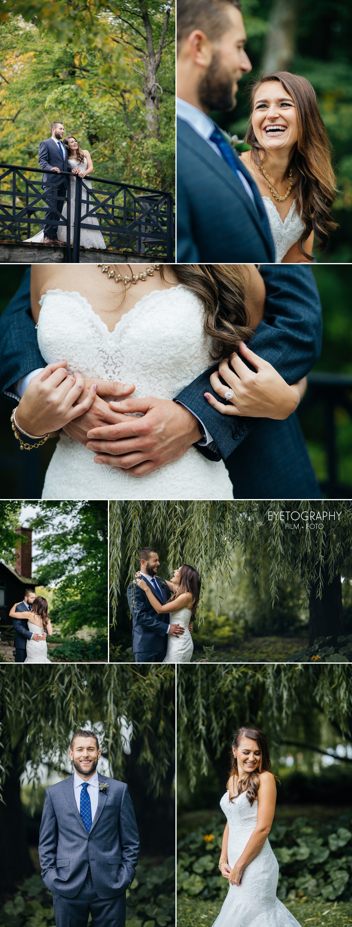 Stout's Island Lodge Wedding Photography | Andrea + Chris | Eyetography Film + Foto | Birchwood, Wisconsin 5
