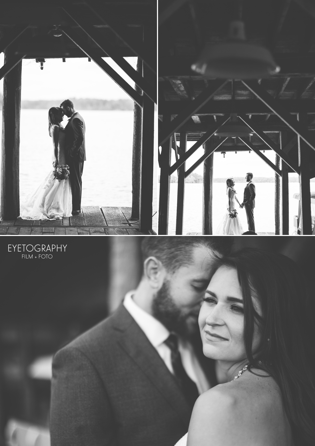 Stout's Island Lodge Wedding Photography | Andrea + Chris | Eyetography Film + Foto | Birchwood, Wisconsin 8
