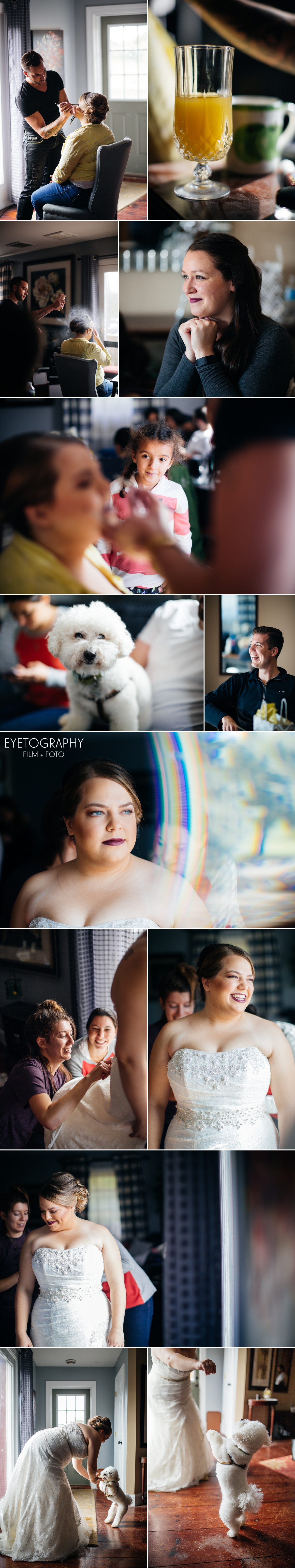 Minnesota Apple Orchard Wedding | Emily + Nate | Eyetography Film + Foto 3