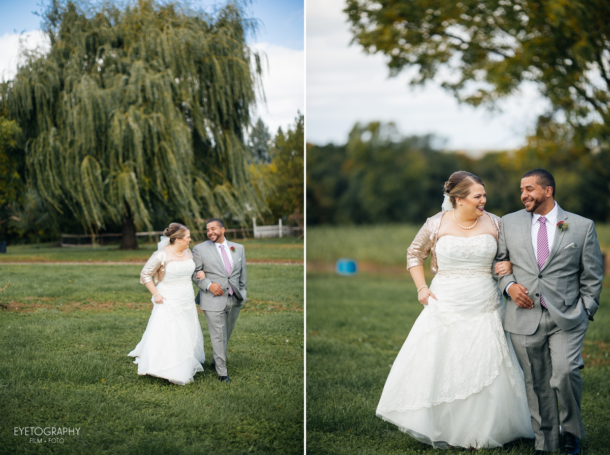 Minnesota Apple Orchard Wedding | Emily + Nate | Eyetography Film + Foto 6