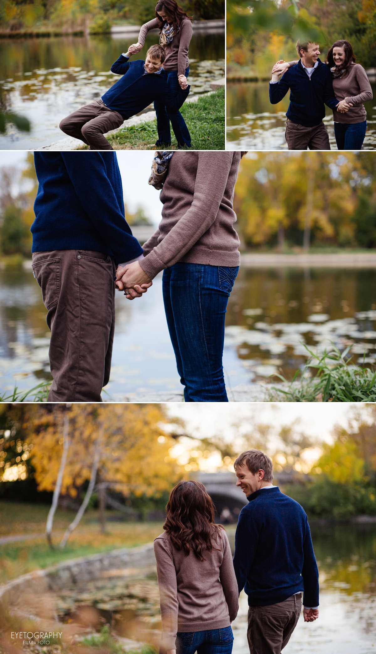 Minneapolis Fall Engagement Photography | Jaimie + Dan | Eyetography FIlm + Foto 5