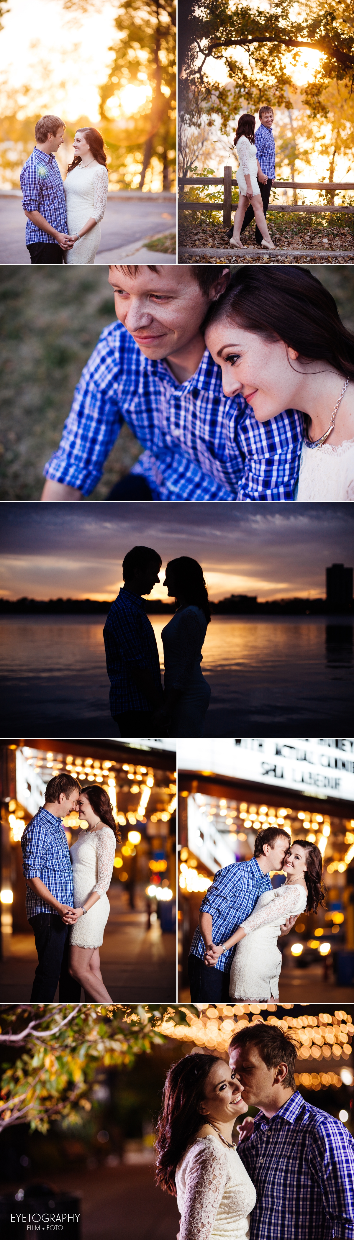 Minneapolis Fall Engagement Photography | Jaimie + Dan | Eyetography FIlm + Foto 6
