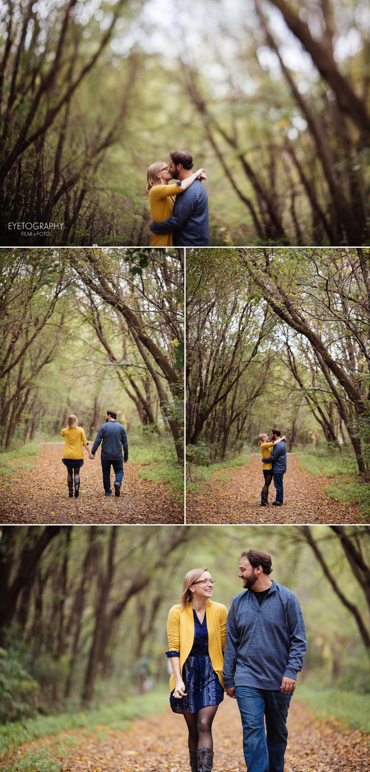 Minneapolis Minnesota Engagement Photography | Eyetography Film + Foto | Kayla + John