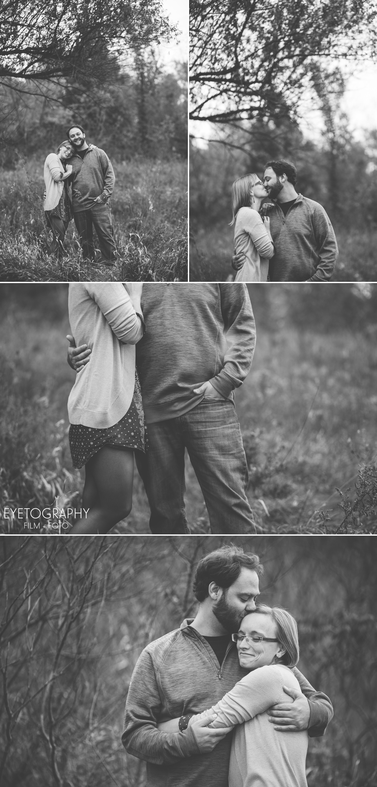 Minneapolis Minnesota Engagement Photography | Eyetography Film + Foto | Kayla + John 2