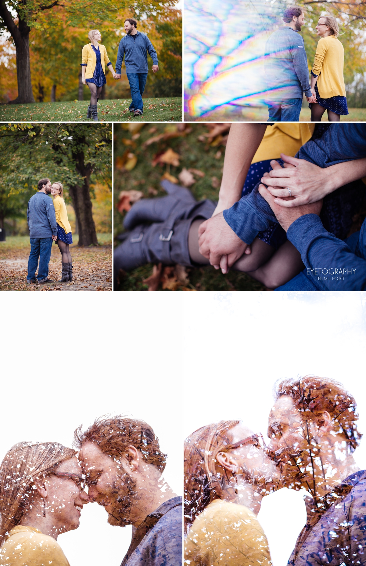 Minneapolis Minnesota Engagement Photography | Eyetography Film + Foto | Kayla + John 3
