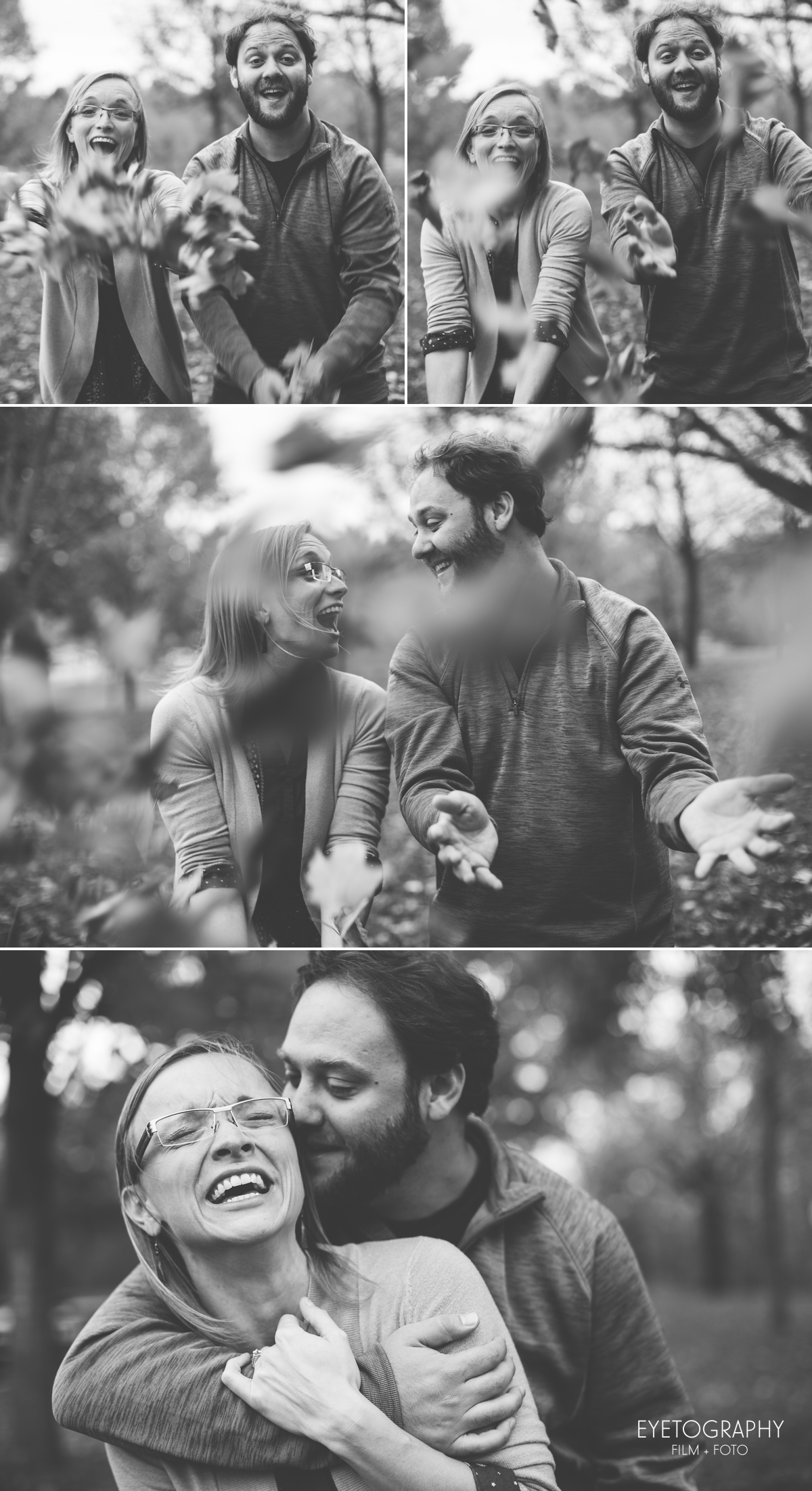 Minneapolis Minnesota Engagement Photography | Eyetography Film + Foto | Kayla + John 4