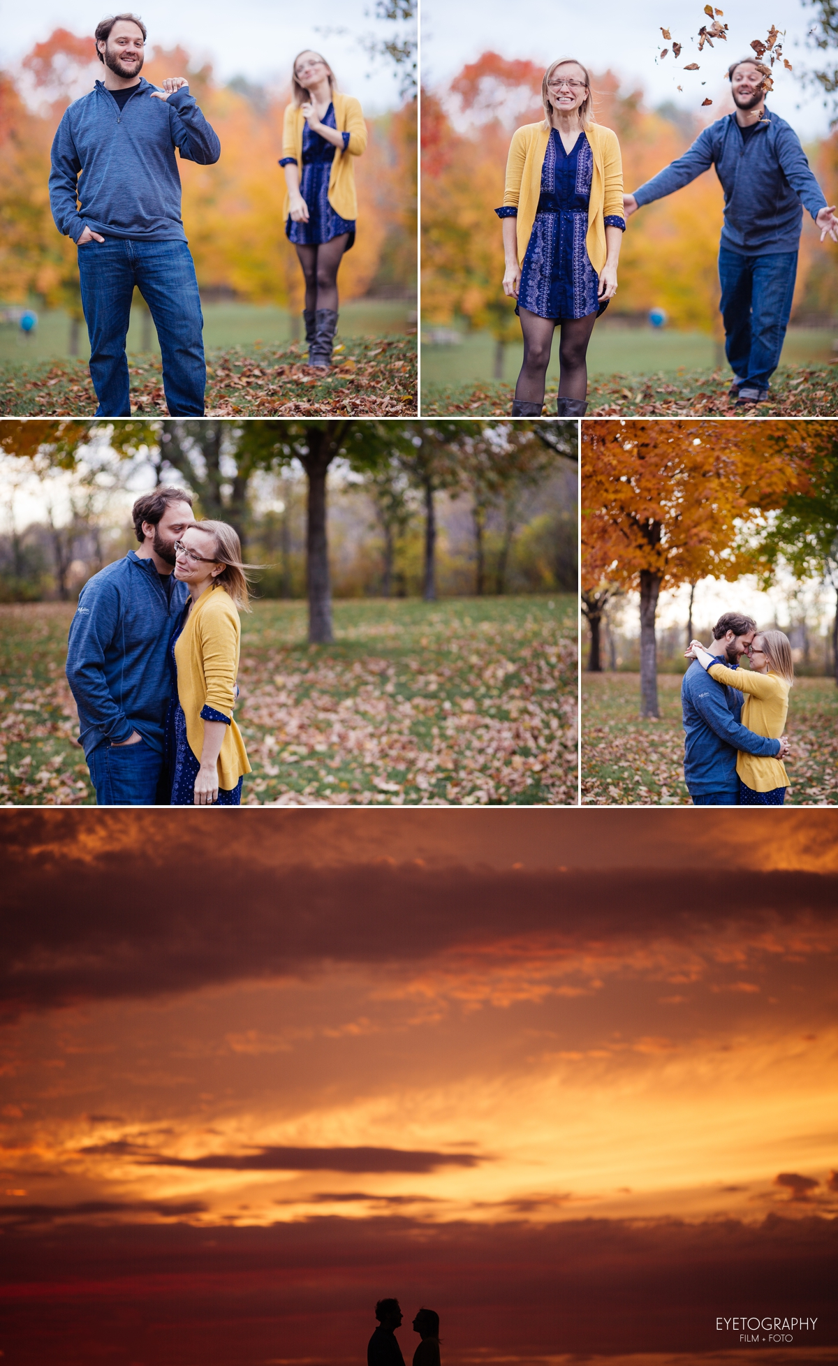 Minneapolis Minnesota Engagement Photography | Eyetography Film + Foto | Kayla + John 5