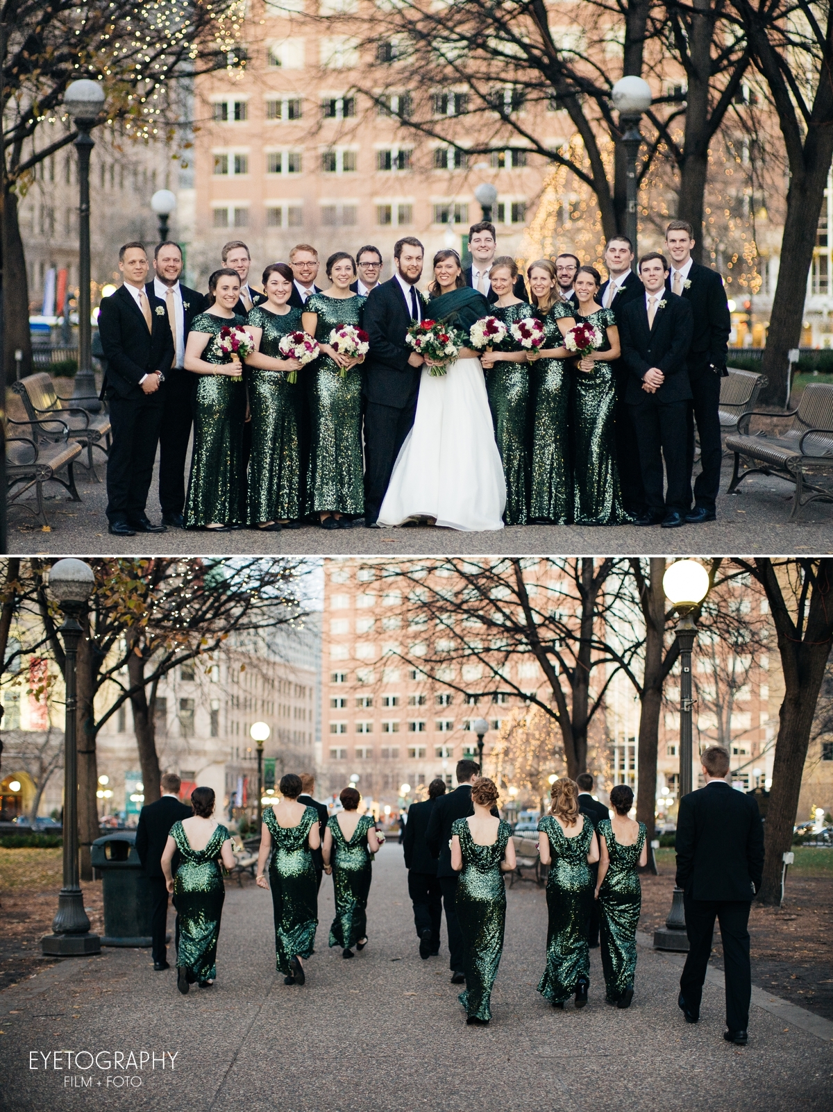 St. Paul Wedding Photography | Luke + Jean | Eyetography Film + Foto 14
