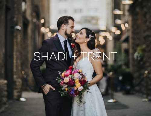 Hewing Hotel Wedding Photography | Shadi + Trent