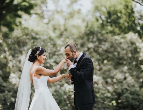 Minnesota Backyard Wedding Photography | Zohreh + Abbas