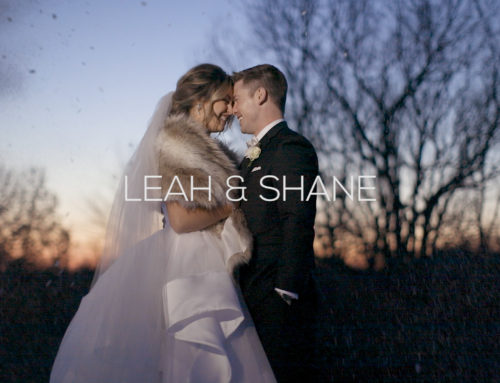 Historic Furber Farm Wedding Videography | Leah + Shane