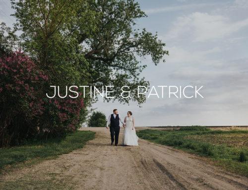 Romantic Moon Events Center Wedding Photography | Justine + Patrick