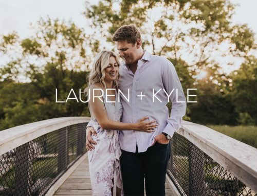 Wayzata Engagement Photography | Lauren + Kyle