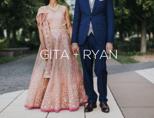 Hyatt Regency Wedding Photography | Gita + Ryan